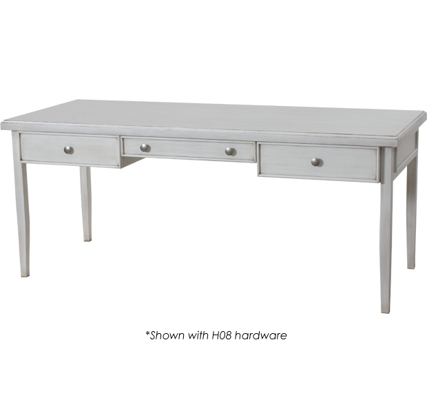 Lorts 1297 Desk finished in Marble