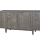 Lorts 8831 Decorative Buffet finished in Greystone