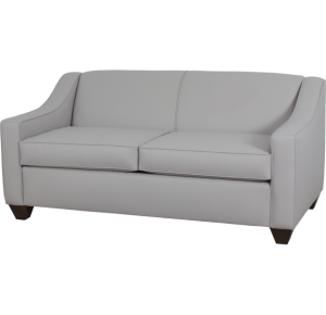Lorts Custom Sleeper Sofa measuring W71 x D 36 1/2 x H33